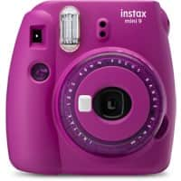 Fujifilm Instant Camera Instax Mini 9 Clear Purple