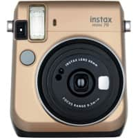 Fujifilm Instant Camera Instax Mini 70 Gold 10 Shots
