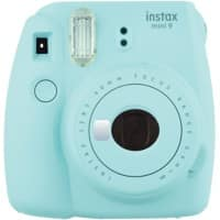 Fujifilm Instant Camera Instax Mini 9 Ice Blue
