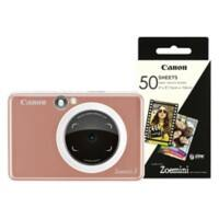 Canon Instant Camera ZoeMini S Rose Gold
