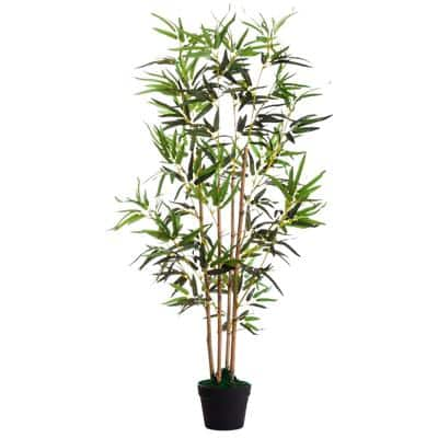 Paperflow Artificial Plant Green 190 x 190 x 1,600 mm