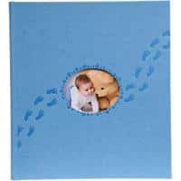 Exacompta Photo Album Piloo 290 x 320 mm Blue 60 pages 300 photos