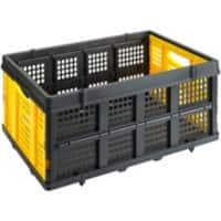 Stanley Basket for Sack Truck SXWTD-FT505 PP Black, Yellow 56.8 x 41 x 27.2 cm