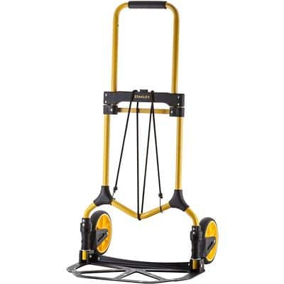 Stanley Foldable Sack Truck SXWTD-FT582 Steel Black, Yellow 50 x 45 x 98 cm