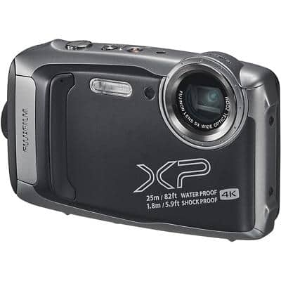 Fujifilm Digital Camera Finepix XP140 16.4 Megapixel Graphite