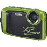 Fujifilm Digital Camera Finepix XP140 16.4 Megapixel Lime
