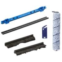 Nilfisk Washer Accessory Kit COMBI Cleaning Roller, Roller Cleaning Tool, Squeegee, Nozzle Rail, Side Brushes
