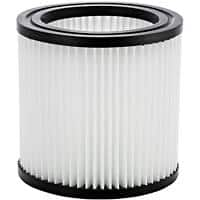 Nilfisk Vacuum Cleaner Filter Buddy II White