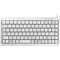 CHERRY Ultra-Low-Profile Compact Keyboard G84-4100L QWERTY Light Grey