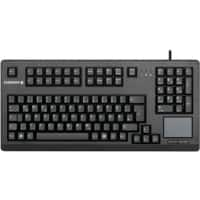 CHERRY Wired Keyboard TouchBoard G80-11900 QWERTY With Touch Pad USB-A 1.75m Cable Black
