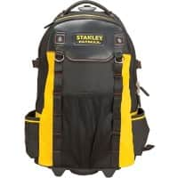 Stanley Tool Bag on Wheels 1-79-215 33 x 23 x 53 cm Black, Yellow