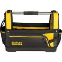 Stanley Open Tote Bag 1-93-951 48 x 25 x 33 cm Black, Yellow