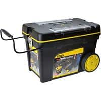 Stanley Professional Mobile Tool Chest 1-92-902 37.5 x 41.9 x 61.3 cm Black, Yellow