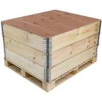 EXPORTA Flexi-Crate Wooden Standard Pallet 3 Collar Kit 1200 (L) x 1000 (W) mm