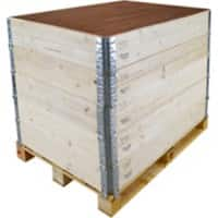 EXPORTA Flexi-Crate Wooden Standard Pallet 5 Collar Kit 1200 (L) x 1000 (W) mm