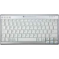 BakkerElkhuizen Wireless Compact Keyboard UltraBoard 950 QWERTY GB Grey, White