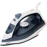 igenix Steam Iron IG3116 1600W Blue & White