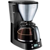 Melitta EasyTop Timer Drip coffee maker Black