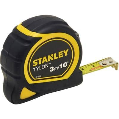 Stanley Tylon 3m Tape Measure