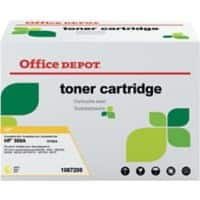 Compatible Office Depot HP 508A Toner Cartridge CF362A Yellow