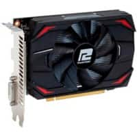 PowerColor Graphics Card Red Dragon RX 550 4 GB GDDR5