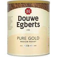 Douwe Egberts Pure Gold Instant Coffee Medium Roast 750g