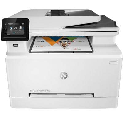 HP LaserJet Pro M281fdw Colour Laser All-in-One Printer A4