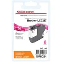 Office Depot Compatible Brother LC-3217M Ink Cartridge Magenta