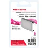 Office Depot Compatible Canon PGI-1500XL Ink Cartridge Magenta