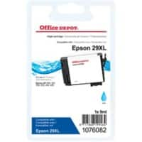 Office Depot Compatible Epson 29XL Ink Cartridge T29924012 Cyan