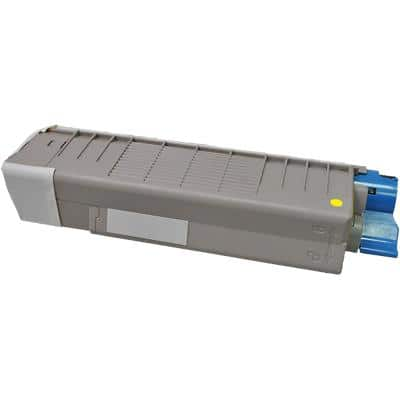 Toner Cartridge Compatible C610Y-NTS Yellow