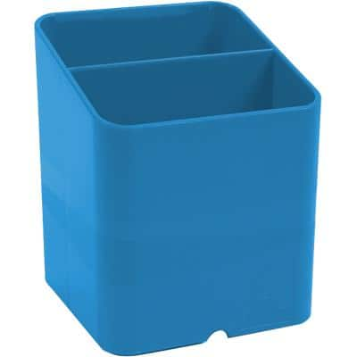 Exacompta Pen Box Clean'Safe 677100D Blue 7.4 x 9.3 cm