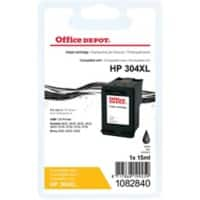 Office Depot Compatible HP 304XL Ink Cartridge Black