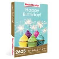 Red Letter days Happy Birthday Gift Box