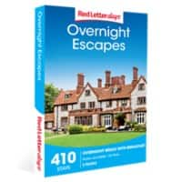 Red Letter days Overnight Escapes Gift Box