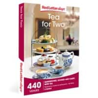 Red Letter days Tea for Two Gift Box