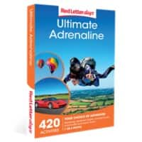 Red Letter days Ultimate Adrenaline Gift Box