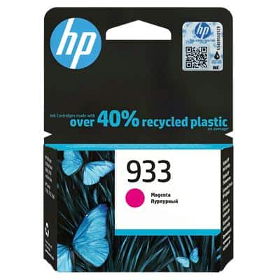 HP 933 Original Ink Cartridge CN059AE Magenta