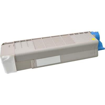 Toner Cartridge Compatible C5600Y-NTS Yellow