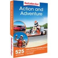 Red Letter days Action and Adventure Gift Box £49.99