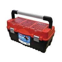 Faithfull TB21HD Tool Box 55 x 27 x 27.5 cm