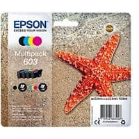 Epson C13T03U64020 ink cartridge Original Standard Yield Black, Cyan, Magenta, Yellow