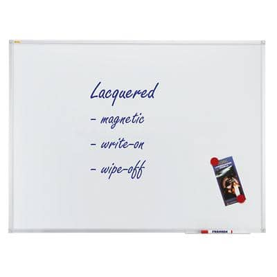 Whiteboard X-tra!Line 45 x 60 cm Lacquered Steel