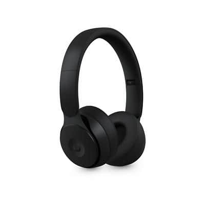 Apple Solo Pro Wireless Headset Head-band USB Type-A Bluetooth Noise Cancelling With Microphone Black