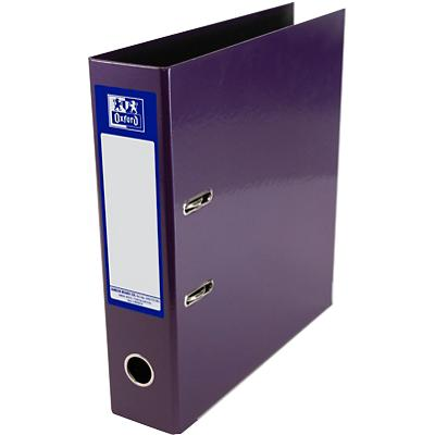 ELBA Lever Arch File 70 mm A4+ Metallic Purple