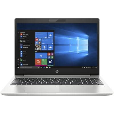 "HP Notebook ProBook 450 G6 15.6"" Intel Core i5-8265U 8 GB RAM 512 GB SSD Windows 10 Pro Silver"