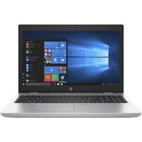 "HP Notebook ProBook 650 G5 15.6"" Intel Core i5-8265U 8 GB RAM 256 GB SSD Windows 10 Pro Silver"