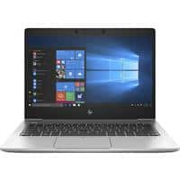"HP Notebook EliteBook 735 G6 13.3"" AMD Ryzen 5 3500U 8 GB RAM 256 GB SSD Windows 10 Pro Silver"