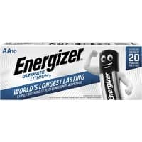 Energizer Battery L91 Pack of 10