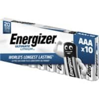 Energizer Battery L92 Pack of 10